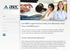 aseclegalservices.com