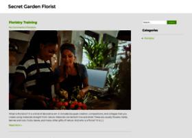 asecretgardenflowershop.com