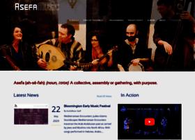 asefamusic.com