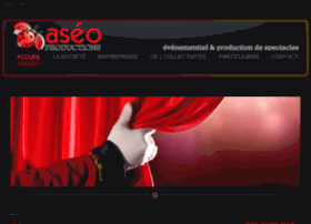 aseoproductions.com