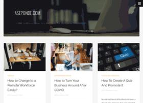 aseponde.com