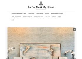 asformeandmyhouse.net