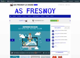 asfresnoy.footeo.com