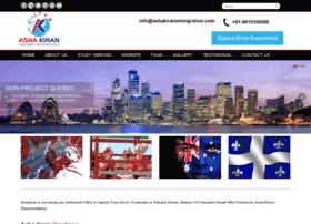 ashakiranimmigration.com