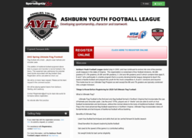 ashburn-youth-football-league.sportssignup.com