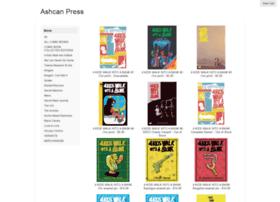 ashcanpress.limitedrun.com