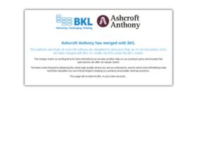 ashcroftanthony.com