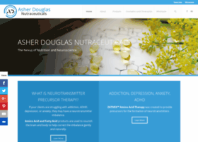 asherdouglasnutraceuticals.com