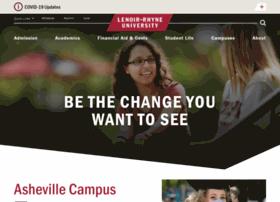 asheville.lr.edu