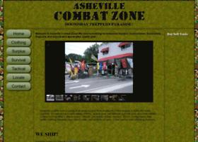 ashevillecombatzone.com
