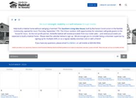 ashevillehabitat.volunteerhub.com