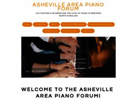 ashevillepiano.org