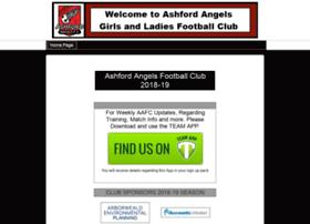 ashfordangelsfc.com