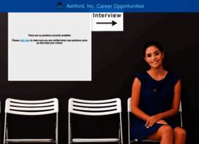 ashfordinc.jobinfo.com