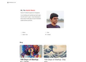 ashiknesin.com