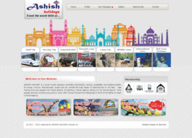 Ashishholidays.com
