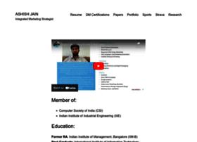 ashishja.in