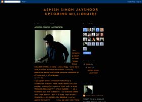 ashishsinghjayshoor.blogspot.com