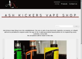 ashkickersvapeshop.com