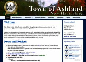 ashland.nh.gov