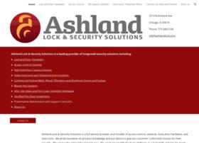 ashlandlock.com