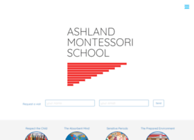ashlandmontessori.org