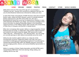 ashley-wool.com