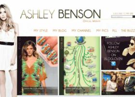 ashleybenson.net