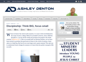 ashleydenton.com
