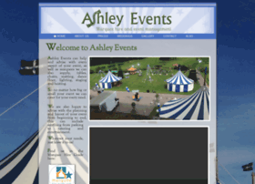 ashleyevents.co.uk