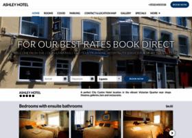 ashleyhotel.com