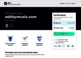 ashleymusic.com