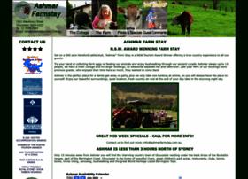 ashmarfarmstay.com.au
