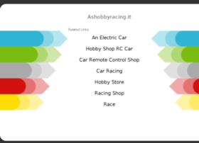 ashobbyracing.it