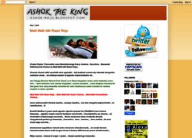 ashok-raju.blogspot.com
