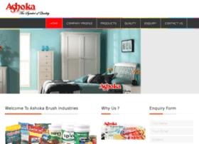 ashokabrush.com