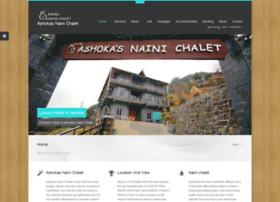ashokasnainichalet.com