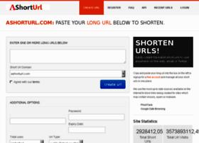 ashorturl.com