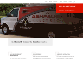 ashpaughelectric.com