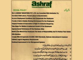 ashraf.net.pk