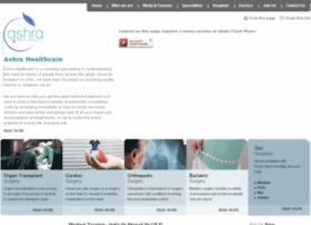 ashrahealthcare.com