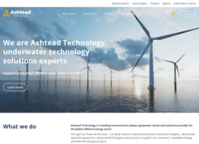 ashtead-technology.com