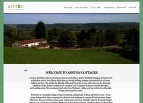 ashtoncottages.co.uk