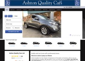 ashtonqualitycars.co.uk
