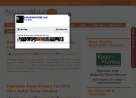 ashutoshmittal.com