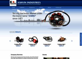 ashvinindustries.com