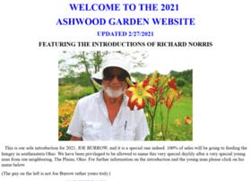 ashwooddaylilies.com