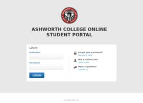 ashworth.vanillaforums.com