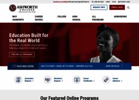 ashworthcollege.com