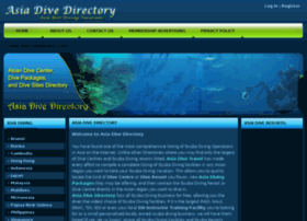 asia-dive-directory.com